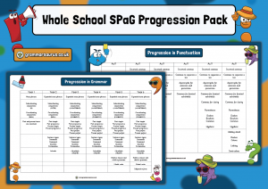 Whole School SPaG Progression Chart