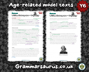 Year 6 model text letter of complaint annotated and blank year 6 biography model text annotated and blank spiritdancerdesigns Image collections