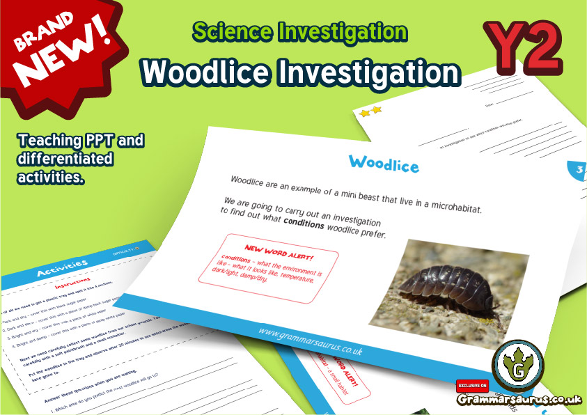 woodlice investigation Unit 6x a2 externally marked practical assignment for submission by 15 may 2011 centre number candidate signature surname  investigation than woodlice in.