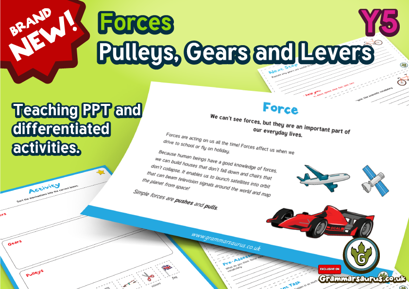 Pulleys And Gears Presentation : Pulleys and gears worksheets for grade