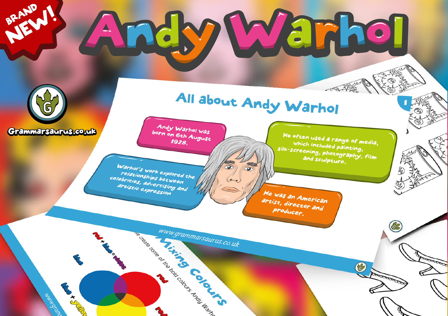 the life and work of andy warhol Browse the best of andy warhol art, including paintings and artwork for sale (with prices), upcoming shows, and exclusive andy warhol articles on artsy.