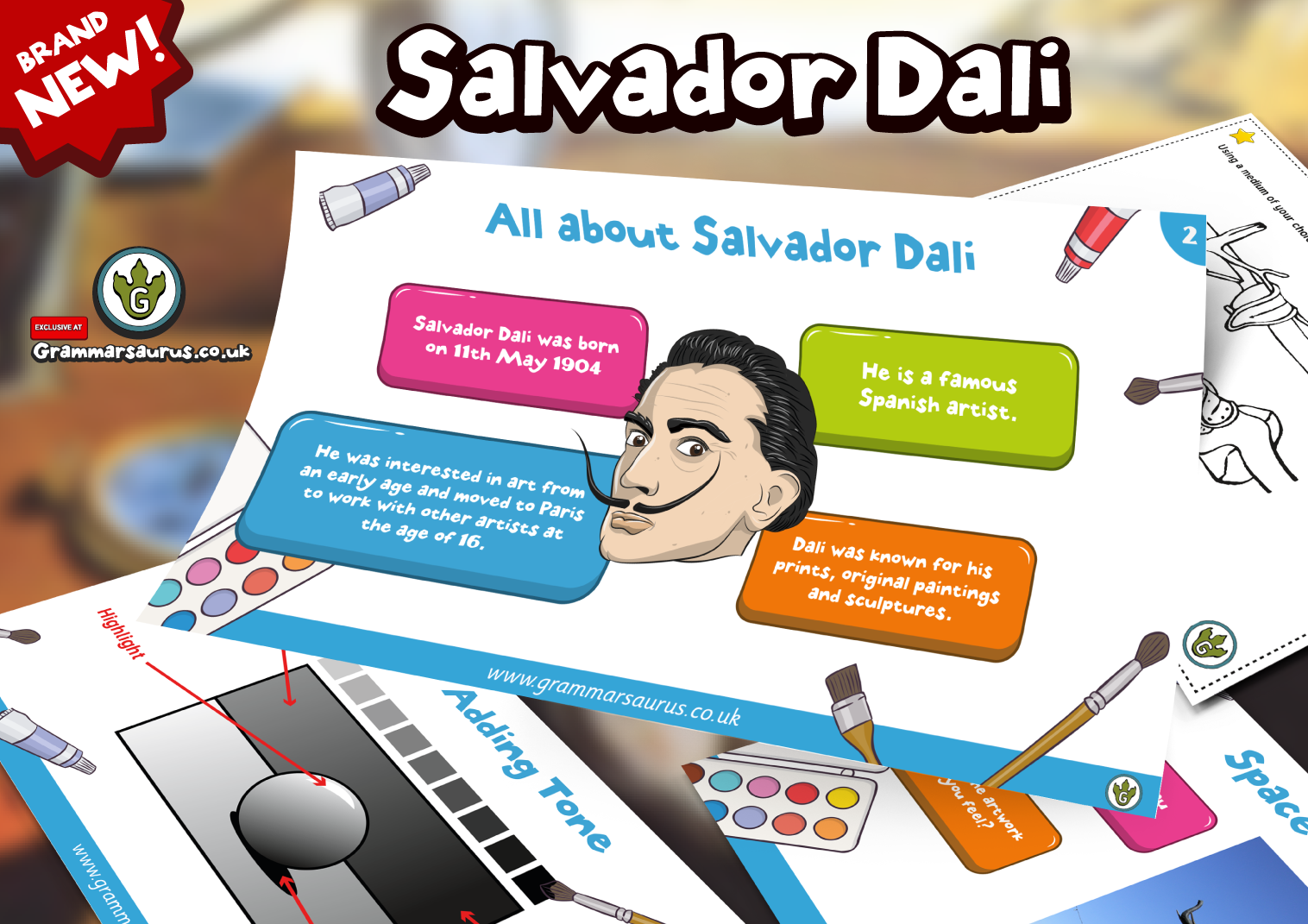 an introduction to the life of salvador dali Find the latest shows, biography, and artworks for sale by salvador dalí salvador dalí was a leading proponent of surrealism, the 20-century avant-garde mov.