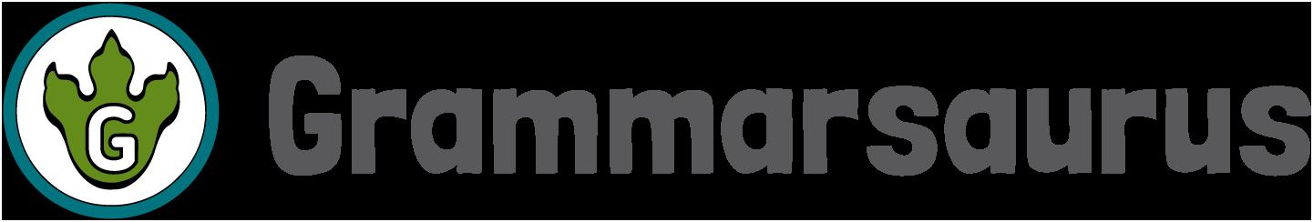 grammarsaurus_logo